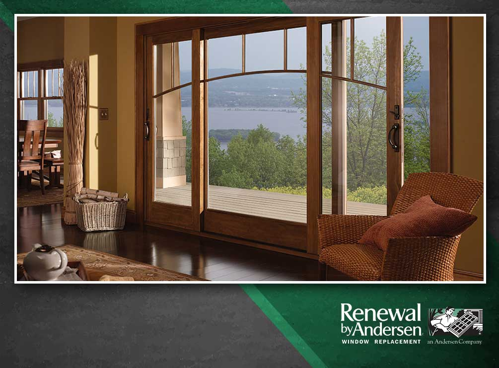 3 Advantages of Renewal by Andersen® Sliding Patio Doors